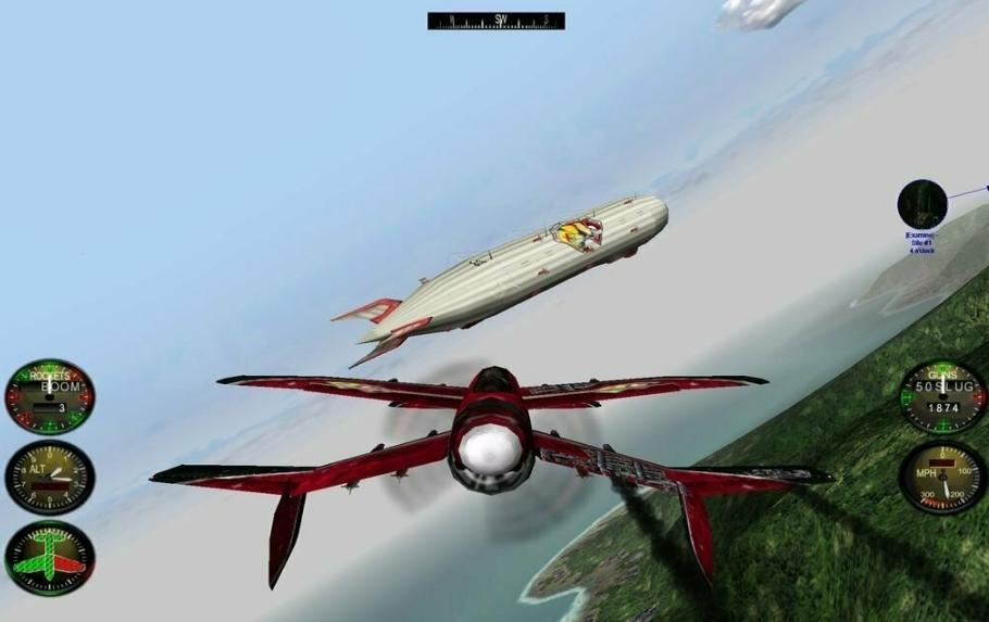 Crimson Skies PC Game Free Download