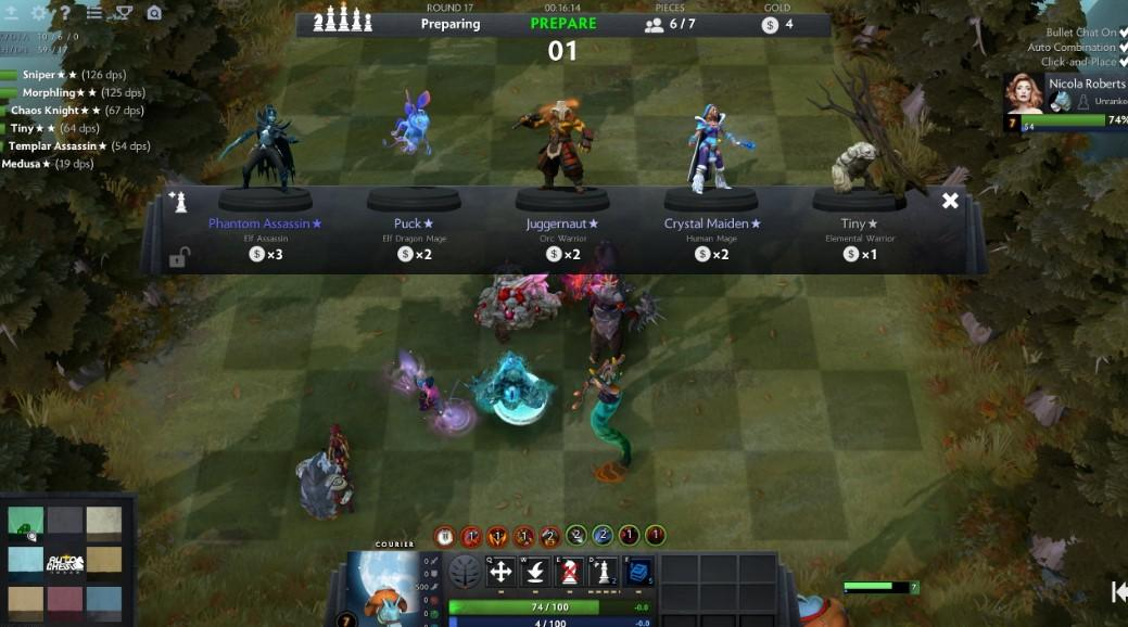 Dota 2 Auto Chess iOS Latest Version Free Download