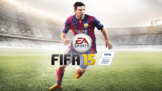 FIFA 15 PC Version Game Free Download