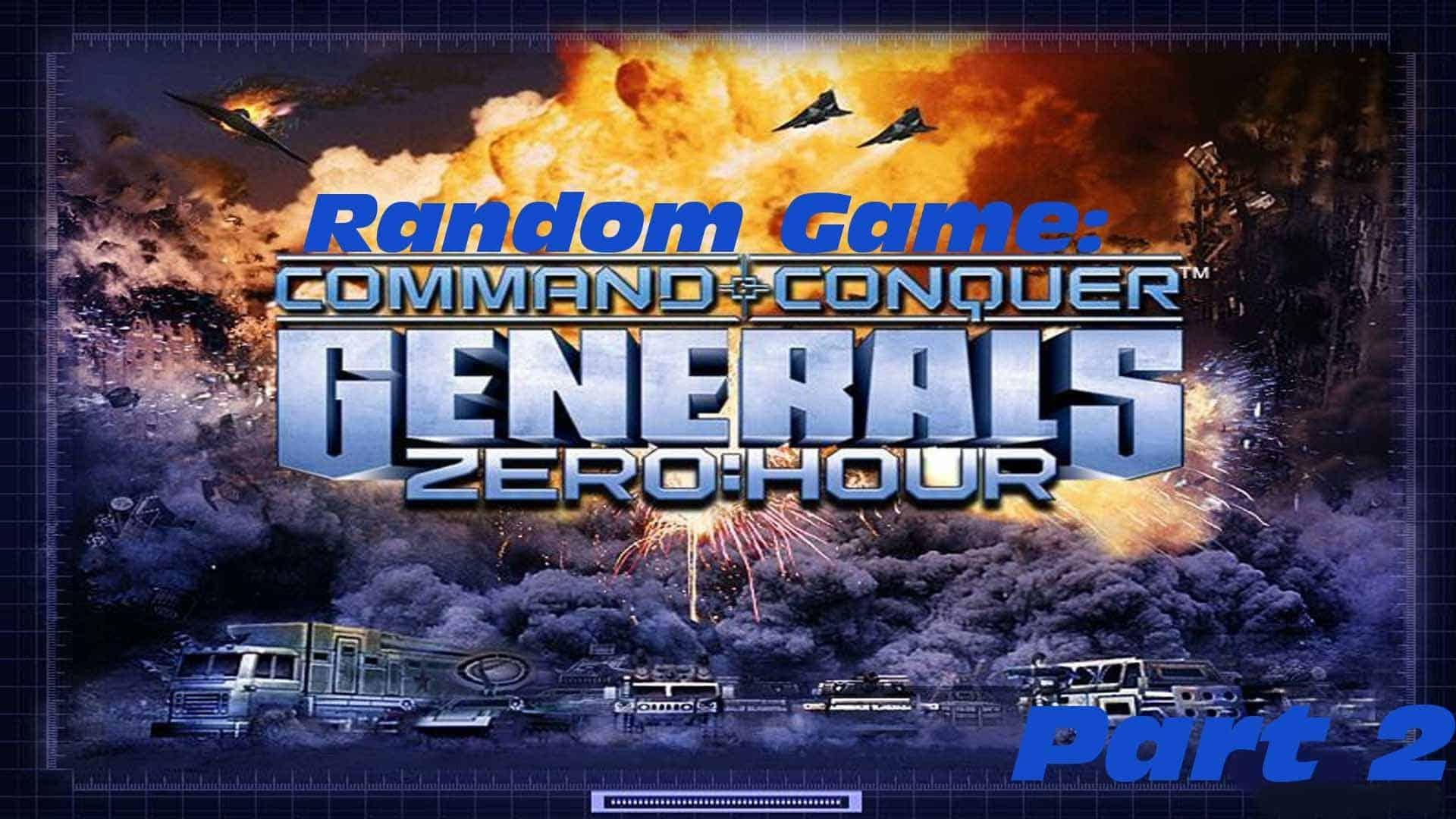 Command And Conquer Generals Zero Hour iOS/APK Version Full Game Free Download
