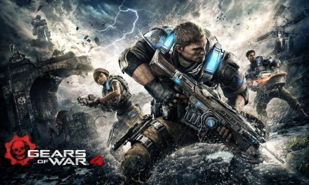 Gears of War 4 PC Version Full Game Free Download