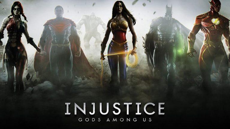 Injustice: Gods Among Us PC Version Game Free Download