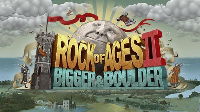 Rock of Ages 2 Version Full Mobile Game Free Download