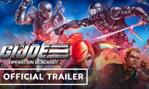 G.I. Joe: Operation Blackout Version Full Mobile Game Free Download