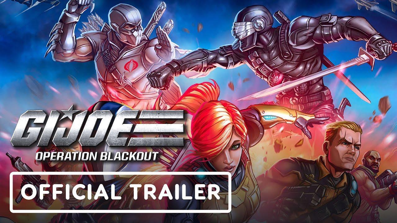 G.I. Joe: Operation Blackout Version Full Mobile Game Free Download