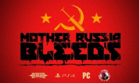 Mother Russia Bleeds Mobile Game Free Download