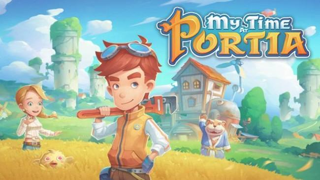 My Time At Portia PC Latest Version Free Download
