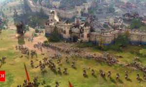 Age of Empires 4Version Full Mobile Game Free Download