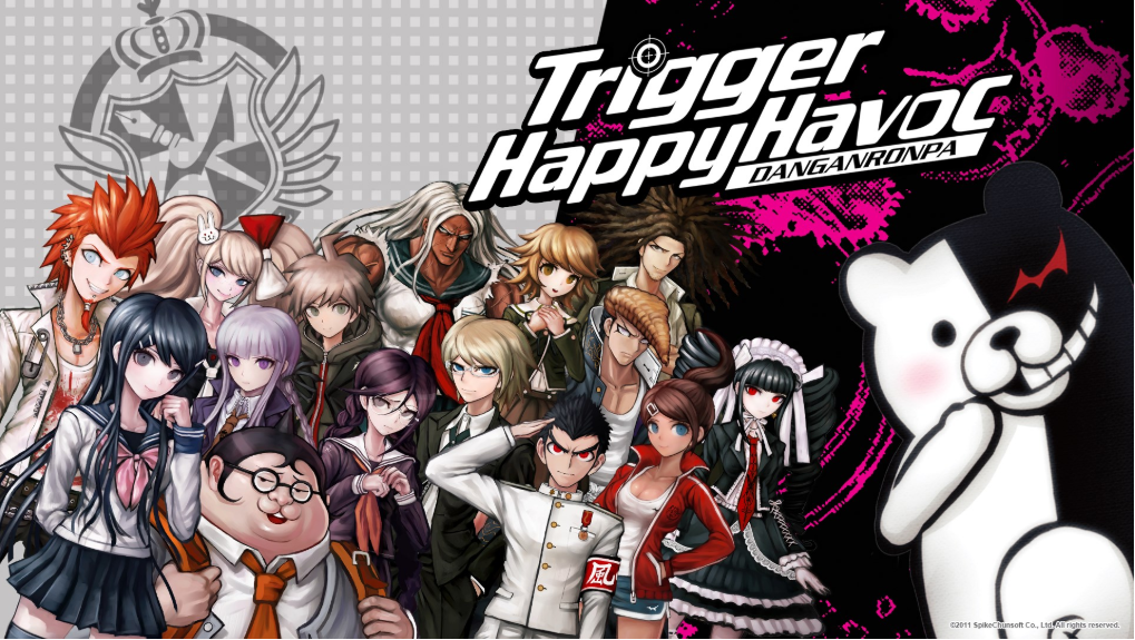 Danganronpa Trigger Happy Havoc PC Game Free Download