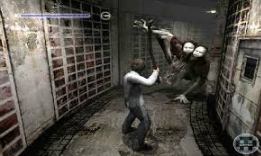 Silent Hill 4 PC Game Free Download