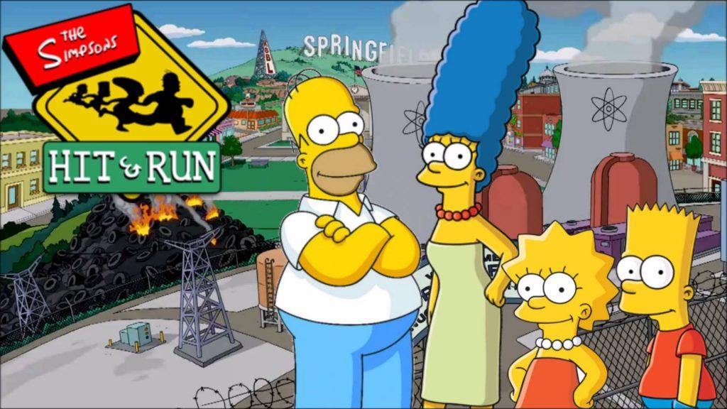 The Simpsons: Hit & Run iOS Latest Version Free Download