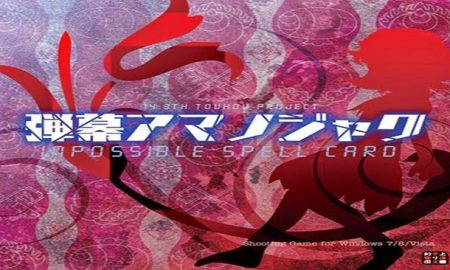 Touhou 14.3: Impossible Spell Card iOS/APK Version Full Game Free Download