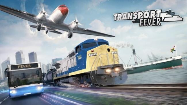 Transport Fever PC Game Free Download
