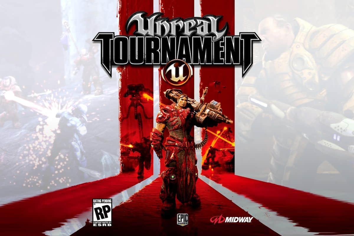 Unreal Tournament 3 iOS/APK Full Version Free Download