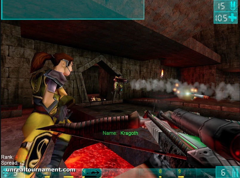 Unreal Tournament Game of the Year Edition PC Version Game Free Download