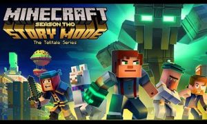 Minecraft Story Mode Game Full Version PC Game Download