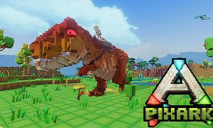 PixARK iOS/APK Version Full Game Free Download