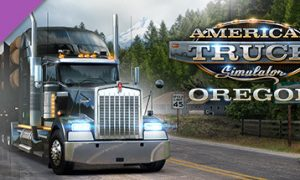 American Truck Simulator Oregon PC Version Game Free Download