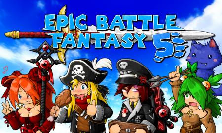 Epic Battle Fantasy 5 Apk Full Mobile Version Free Download