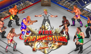Fire Pro Wrestling World PC Latest Version Game Free Download