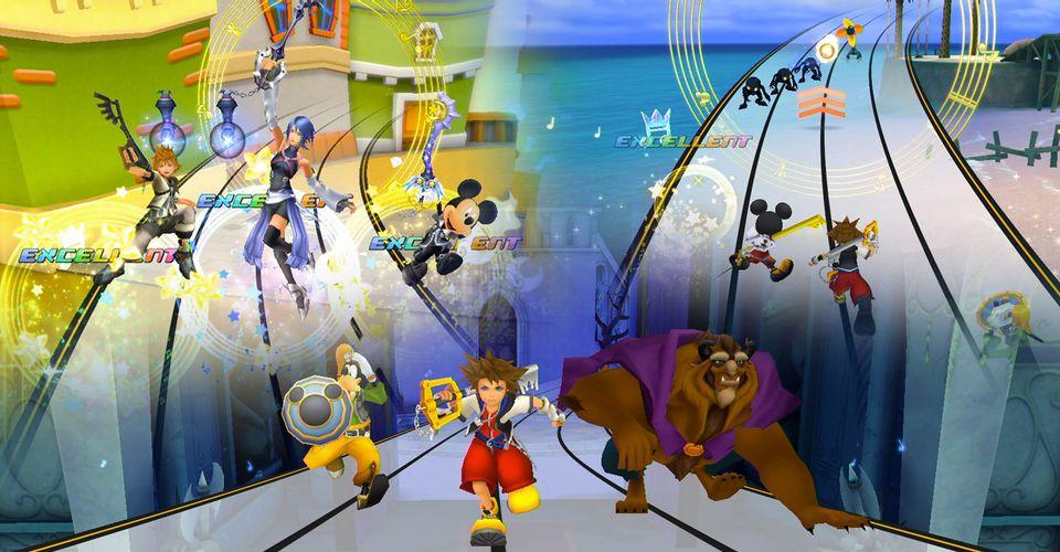 Kingdom Hearts: Melody of Memory Needs One Series Staple