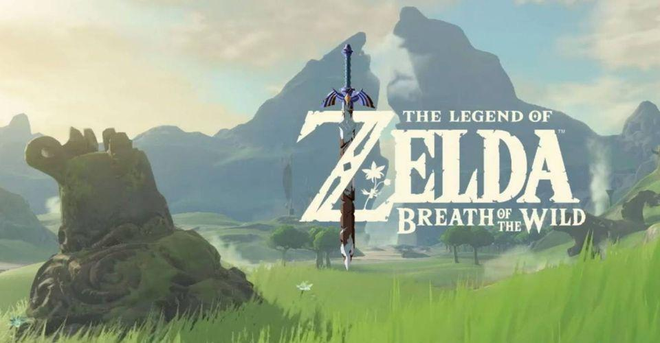 The Legend of Zelda: Breath of the Wild Mod Restores Hyrule