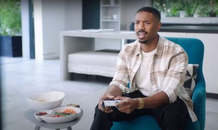 PS5 Video Features Michael B Jordan Sharing Gaming Memories
