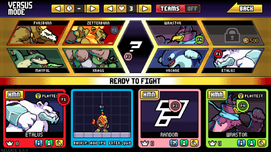 Rivals Of Aether PC Full Version Free Download