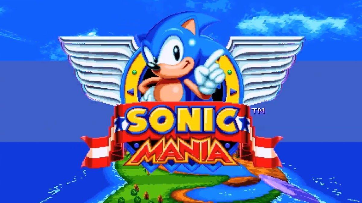 Sonic Mania Apk Full Mobile Version Free Download
