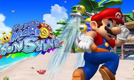 Super Mario Sunshine Now Compatible With GameCube Controller