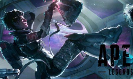 Apex Legends Player Discovers Hilarious Horizon Glitch