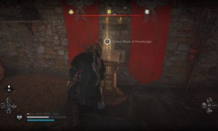 Assassin's Creed Valhalla: How to Get Crepelgate Fort Book