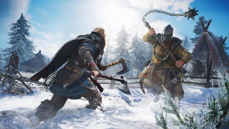 Assassin's Creed Valhalla is Missing One Major RPG Staple