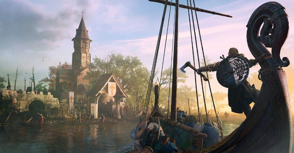 Assassin's Creed Valhalla Map Shows All Artifact and Treasure Locations