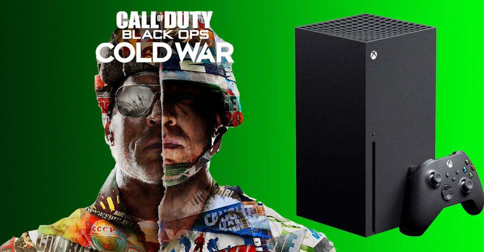 How to Fix Call of Duty: Black Ops Cold War Shutting Off Xbox Series X
