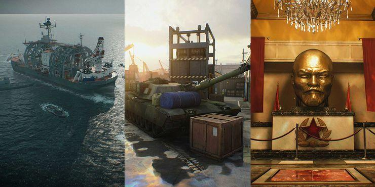 Call of Duty: Black Ops Cold War Map Tier List