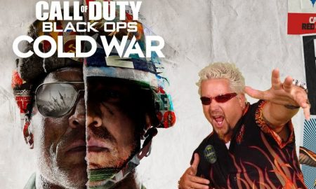 Guy Fieri Shares Strange Call of Duty: Black Ops Cold War Image