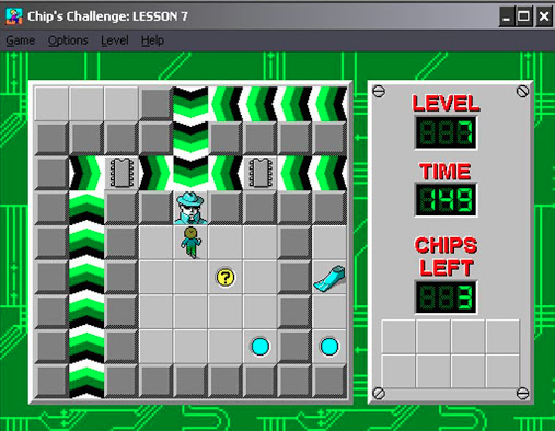 Chips Challenge PC Game Free Download