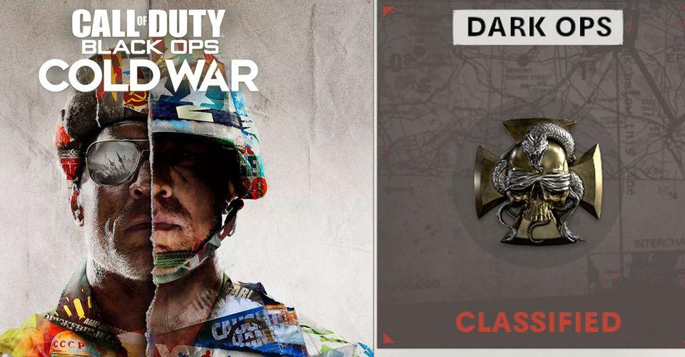 All Call of Duty: Black Ops Cold War Dark Ops Challenges