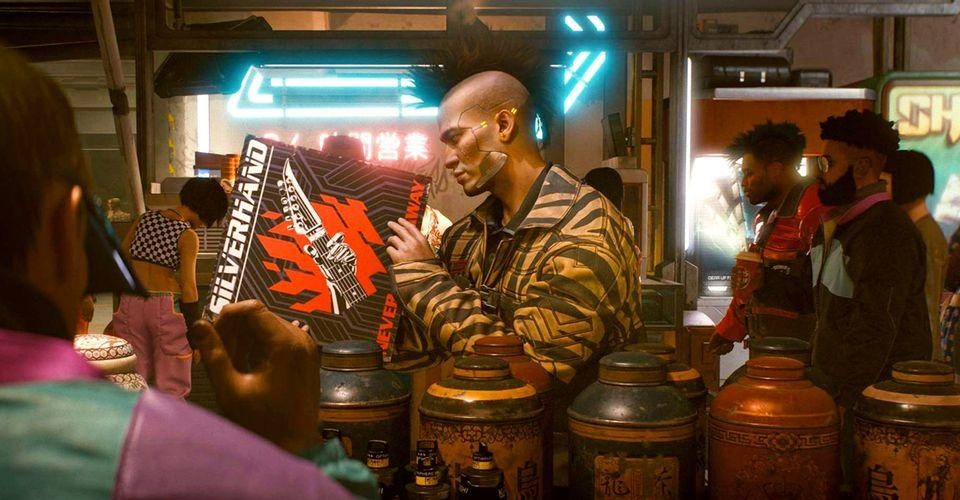 Over A Minute Of New Cyberpunk 2077 Footage Releases
