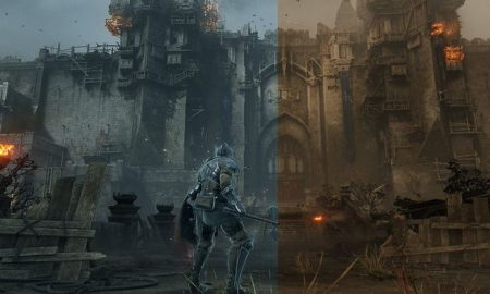 Demon's Souls' Color Filters Drastically Alter the Game's Tone