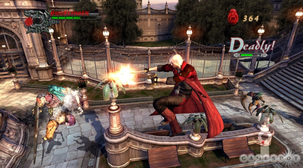 Devil May Cry 4 Full Mobile Version Free Download