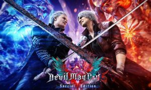 Devil May Cry 5: Special Edition Launch Trailer Highlights New Vergil Content