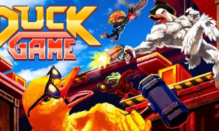 Duck Game Update Adding 8-Player Multiplayer, New Content