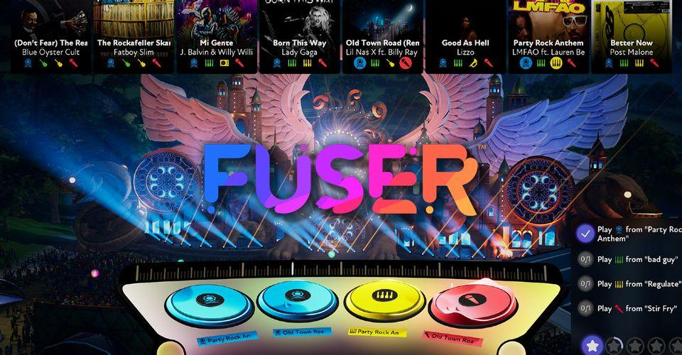 Fuser Outlines How to Stream Game Without DMCA Takedowns
