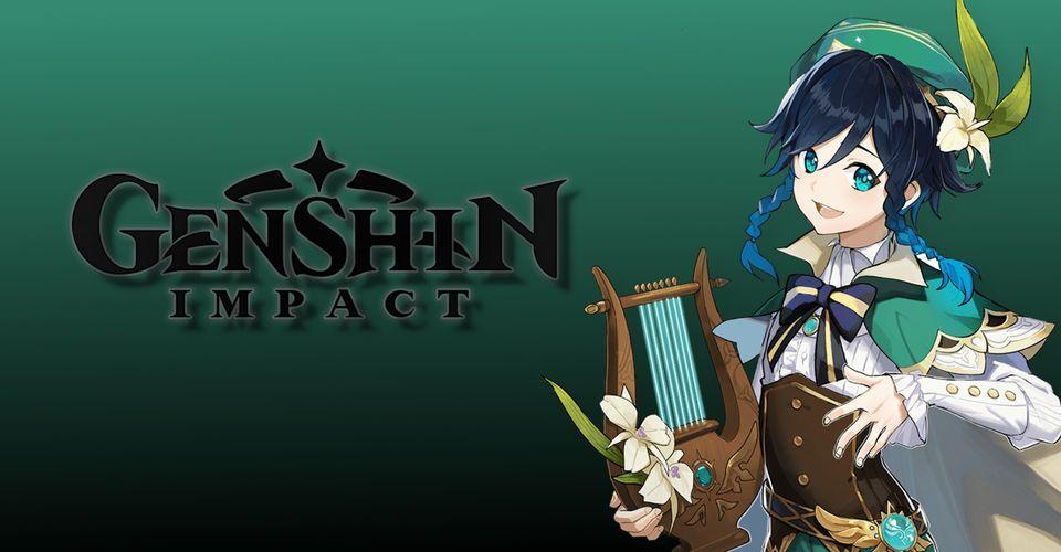 Genshin Impact Cosplayer Shows Off Venti Design