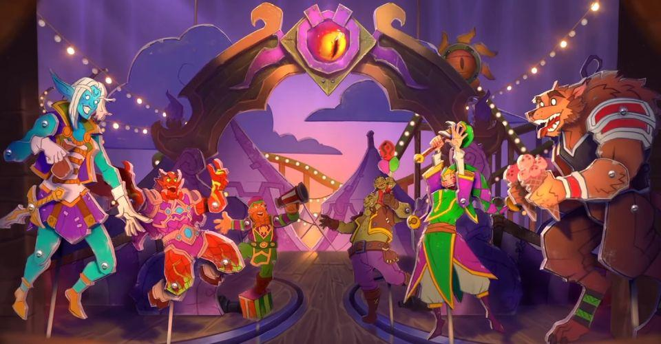 Hearthstone's Darkmoon Faire Expansion is Out Now