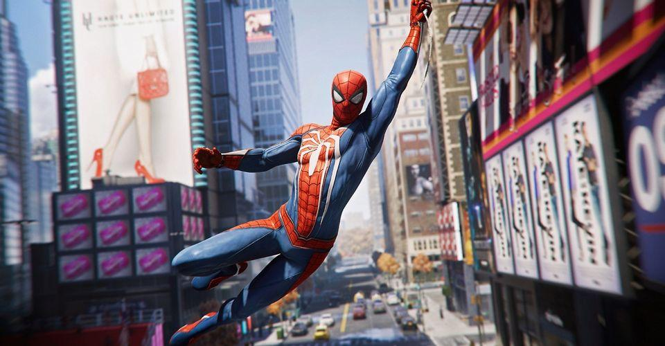 Spider-Man Remastered Update Will Let Players Import Their PS4 Saves