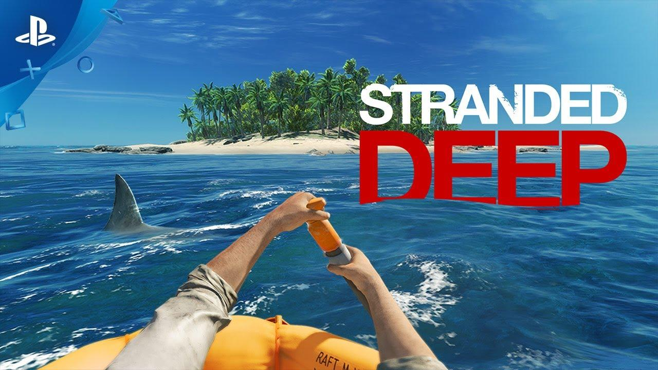 Stranded Deep IOS/APK Version Full Game Free Download