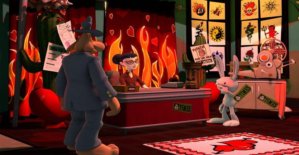 Sam and Max: Save the World Remastered Coming Next Month